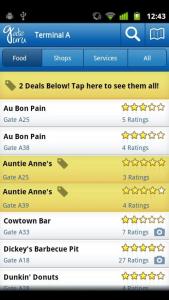 GateGuru travel app