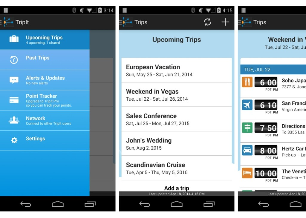 trip it travel app