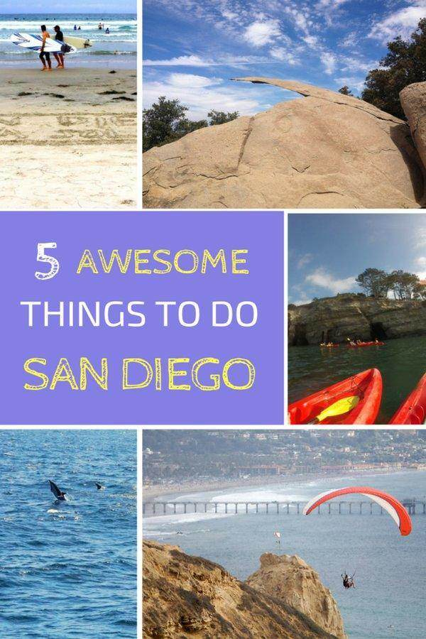 5 Awesome Things to do in San Diego