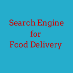 Bootler: A Search Engine for Food Delivery Services