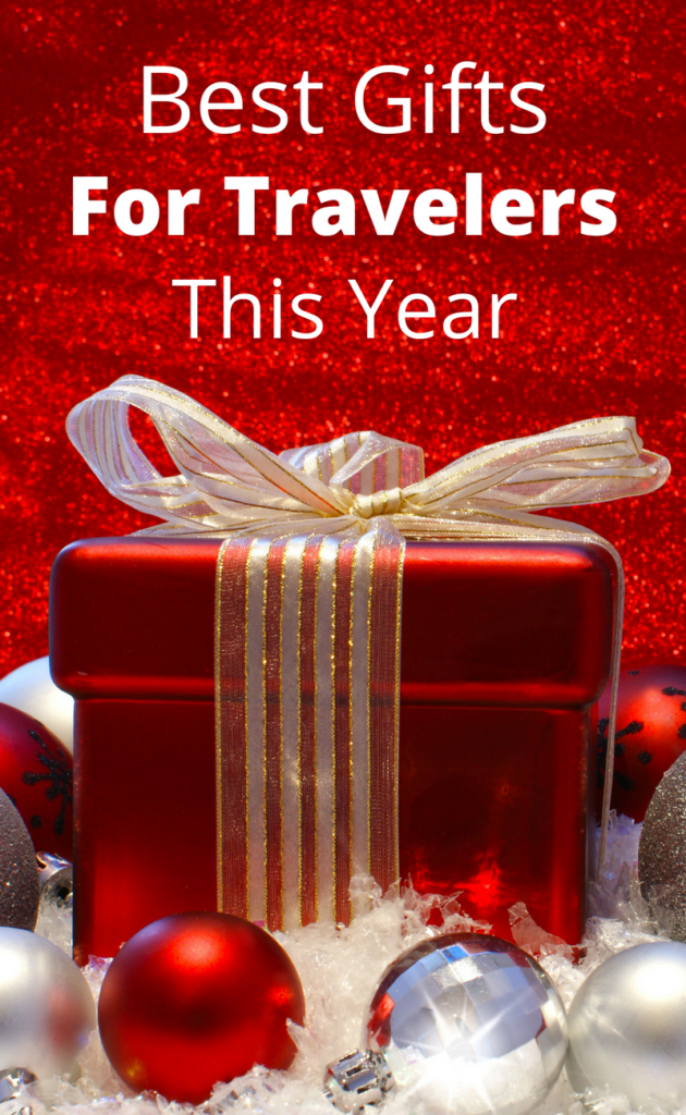 Need gift ideas for travel lovers? From practical and useful travel gifts to fun travel gifts, here are the best gifts for travelers for 2017. #gifts #giftguide #christmasgifts #travelgifts