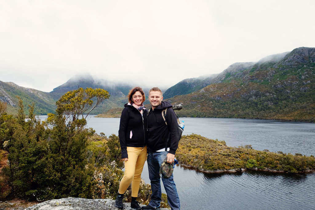 Cradle Mountain travel blogs