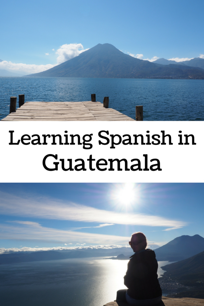 Learning Spanish in Guatemala