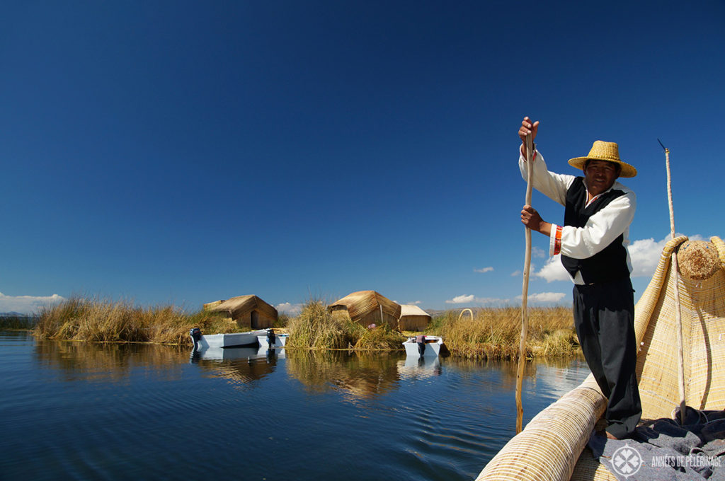 5 unmissable experiences in Peru floating reed islands of the uros