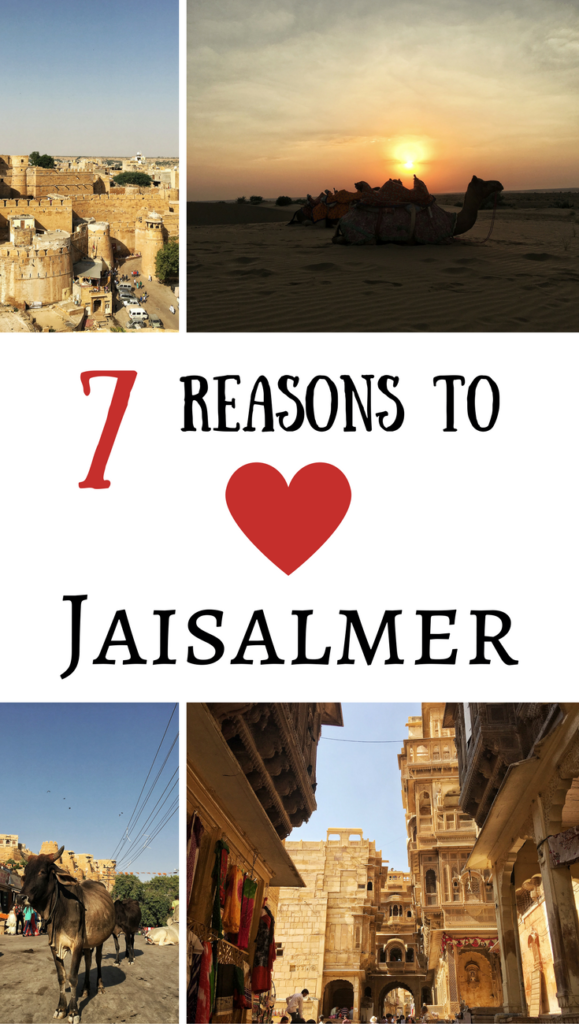 7 reasons you can't miss Jaisalmer, India