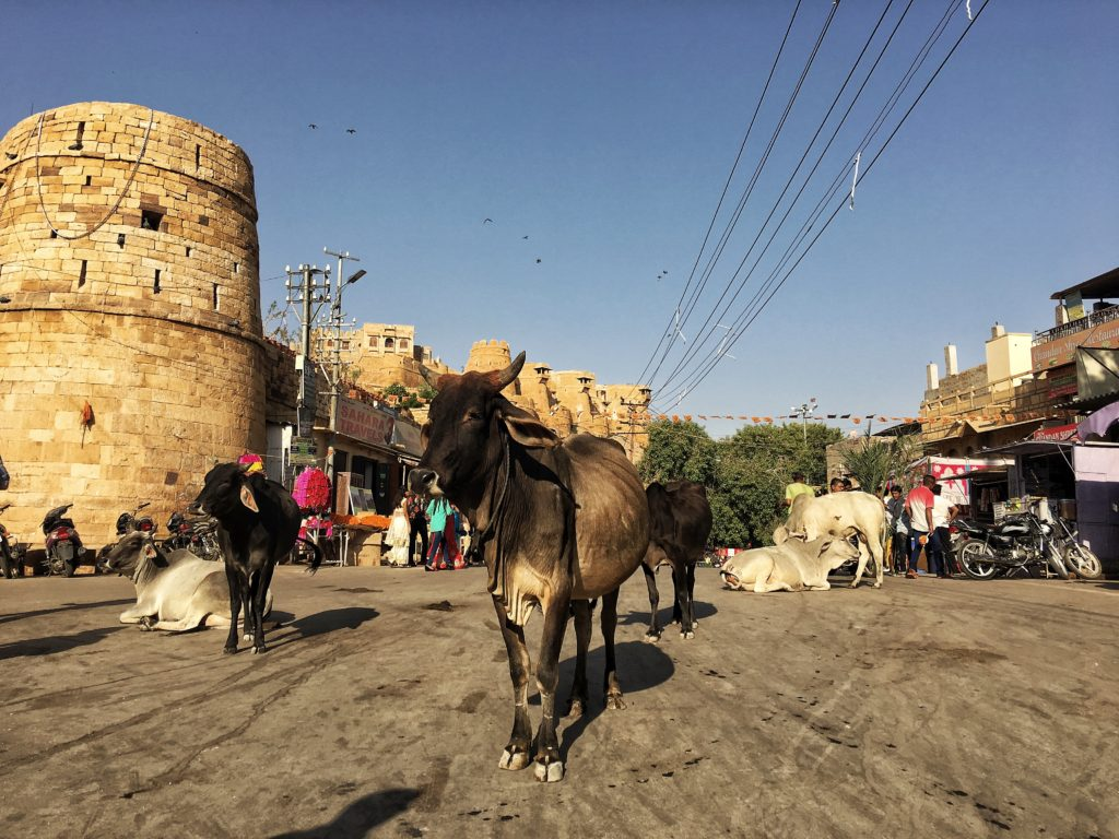 best places to visit in Jaisalmer India