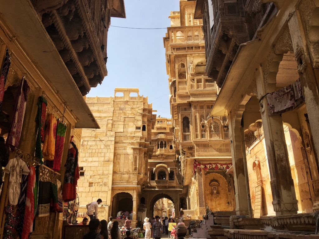 Must Visit Places in Jaisalmer india