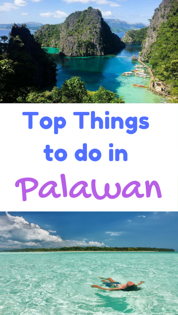 The top 10 things to do in Palawan. Philippines