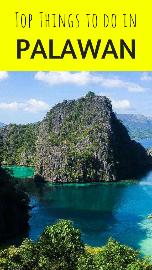 The top 10 things to do in Palawan. Philippines.