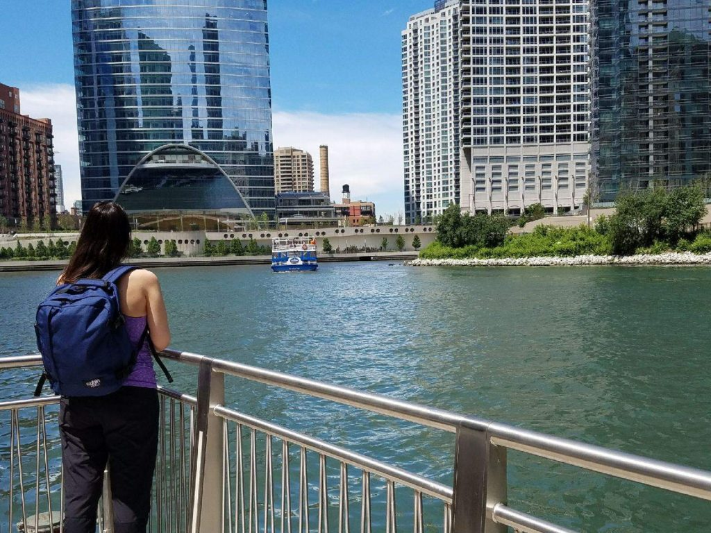 Summer is one of the best times of the year to visit Chicago
