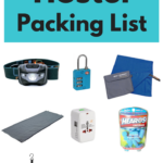 Hostel Packing List: 11 Essential Things to Take to a Hostel