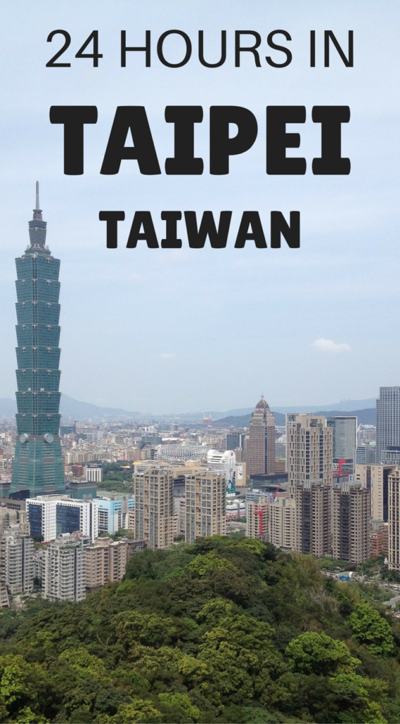 One Day in Taipei Itinerary: Things to Do, Where to Eat & Where to Stay (2)