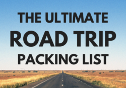 What to Pack for a Road Trip Essentials Packing List