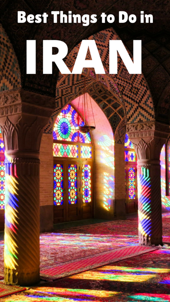 Best Things to Do in Iran