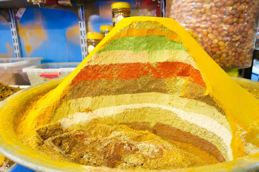 Best Things to do in Iran Shop for spices at the bazaar