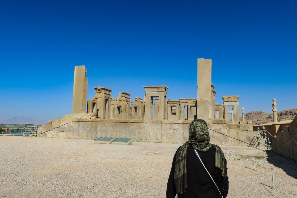 Persepolis is one of the top things to see in Iran