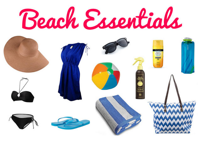 What to Pack for a Day at the Beach Essentials Packing List