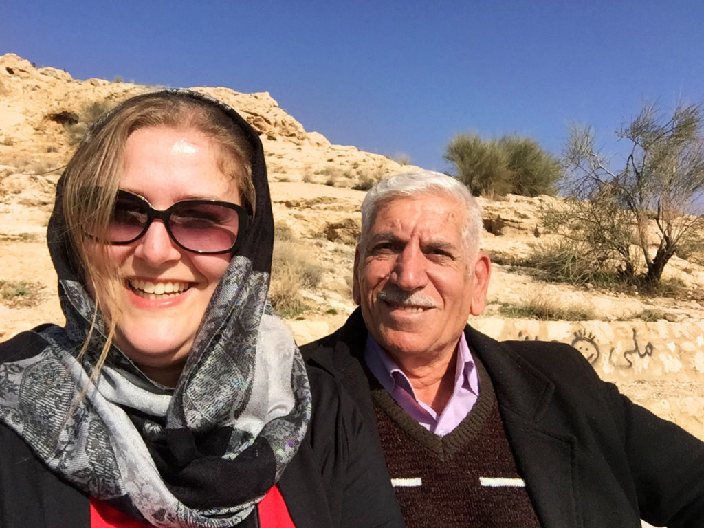 one of my top iran travel tips is to Always say yes when a local invited you