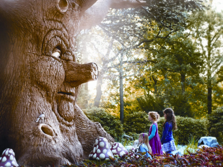 Top 3 theme parks in the Netherlands Efteling