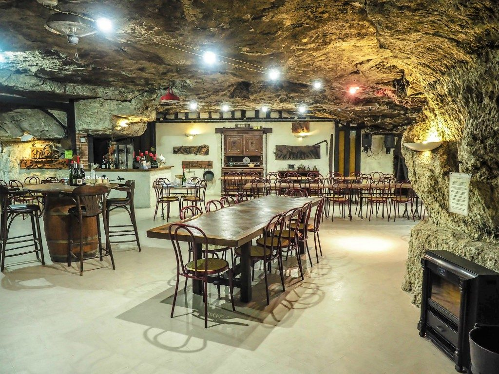 my loire valley itinerary suggestions include TROGLODYTE CAVE