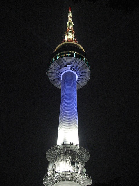 the seoul tower is a must see for your bucket list