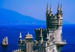 Swallow's Nest fairy tale destination