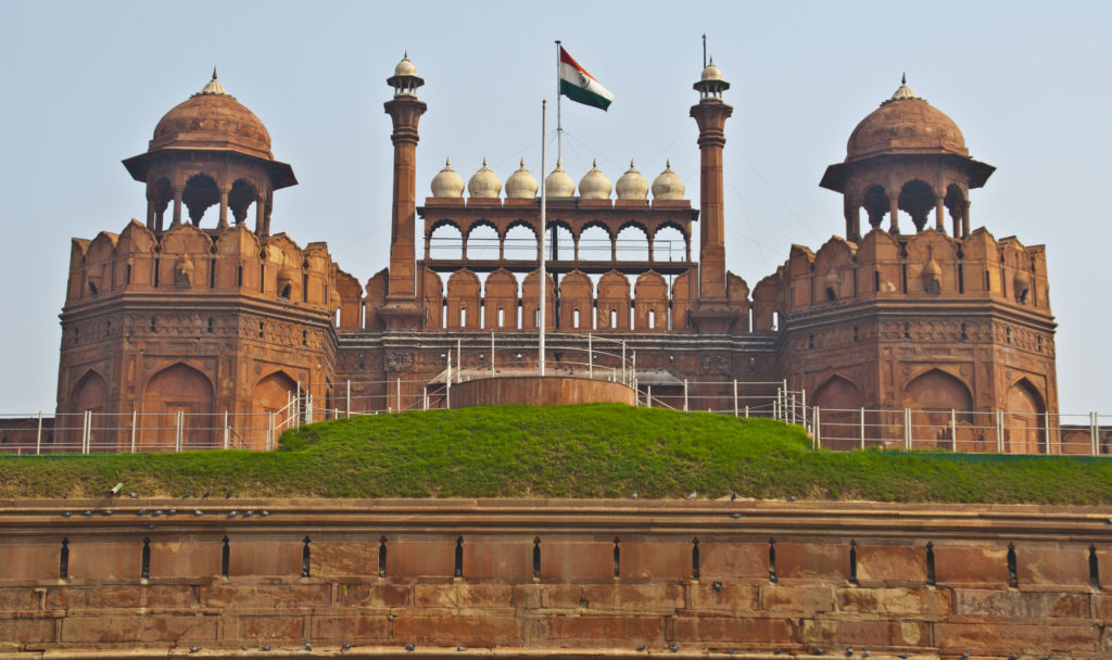 new delhi points of interest include the red fort