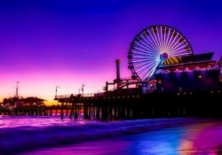 Reasons to visit Santa Monica California
