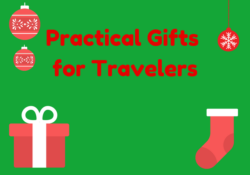 Practical and Useful Travel Gifts for Travelers