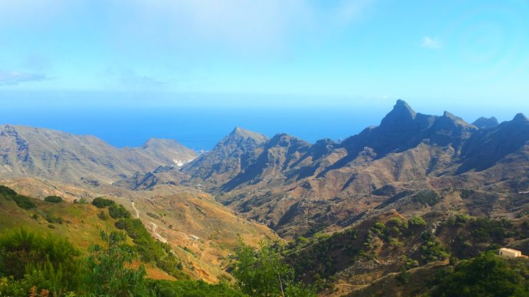 tenerife points of interest Anaga Rural Park