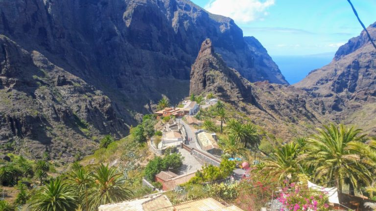 top tenerife tourist attractions and destinations Masca Village