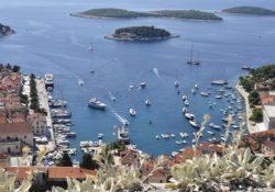 sailing Dalmatian islands croatia