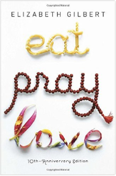 eat pray love one of the best books about travel and self discovery