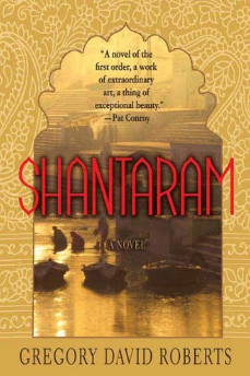 shantaram top books about travel
