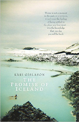 travel book about iceland