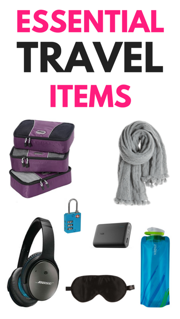 Essential Travel Items Every Traveler Needs