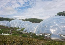 Eden Projectone of the best thigns to do in cornwall