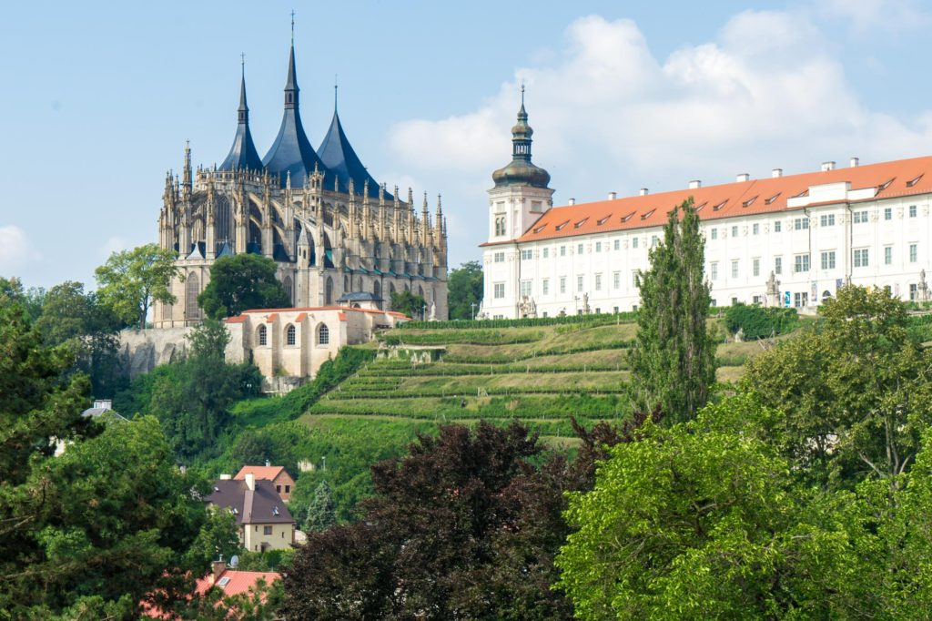 Kutna Hora Czech Republic