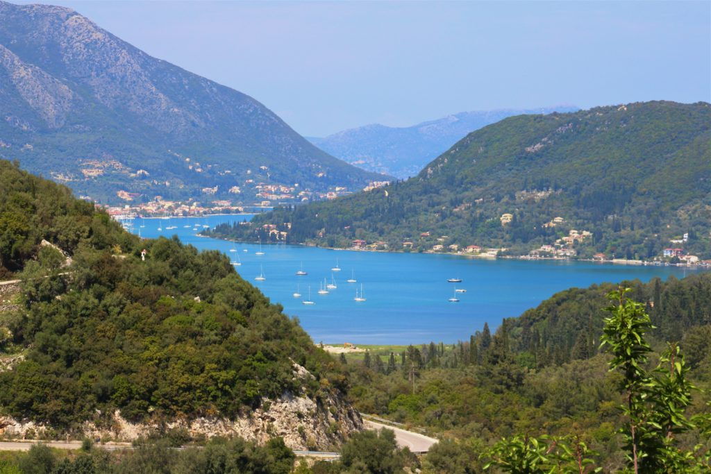 Lefkada is one of the best greek islands