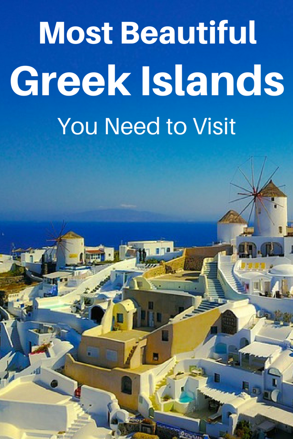 The Most Beautiful Greek Islands You Need to Visit ****************************** Best Greek Islands Articles   Best Greek Islands Vacations   Greece Travel Islands Beautiful Places Bucket Lists   Greece Travel Islands Greek Isles Bucket Lists   Greece Travel Islands Destinations   Greece Travel Beautiful Places Wanderlust   Greece Travel Islands Mykonos   Greece Santorini   Greece Travel Islands Dreams   Greece Travel Islands Paradise   Greece Travel Islands Trips #greekislands #greecetravel
