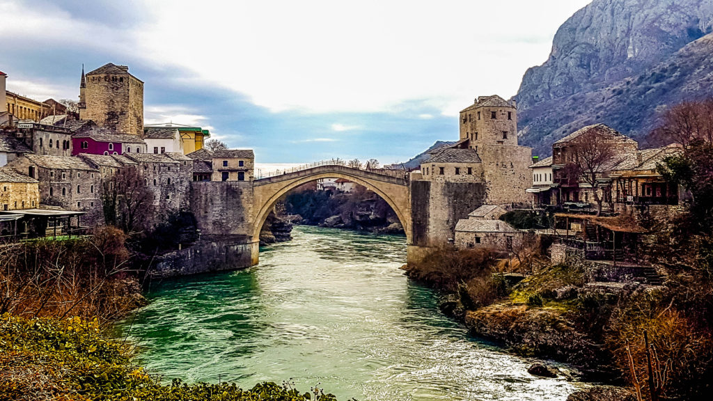Mostar Bosnia Herzegovina is an overlooked European city