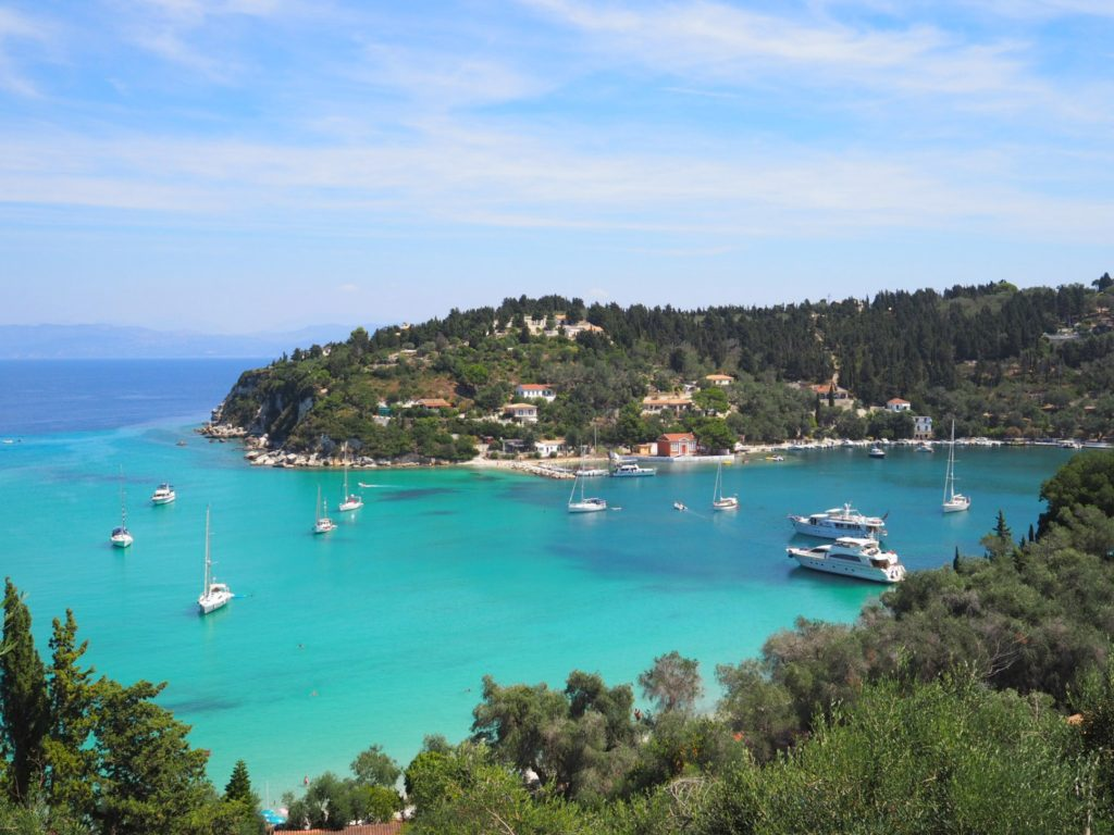 Paxos hidden gem in greece