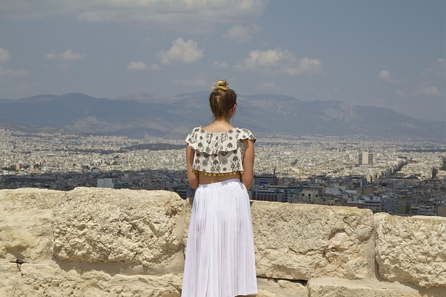 what to wear to greece packing list
