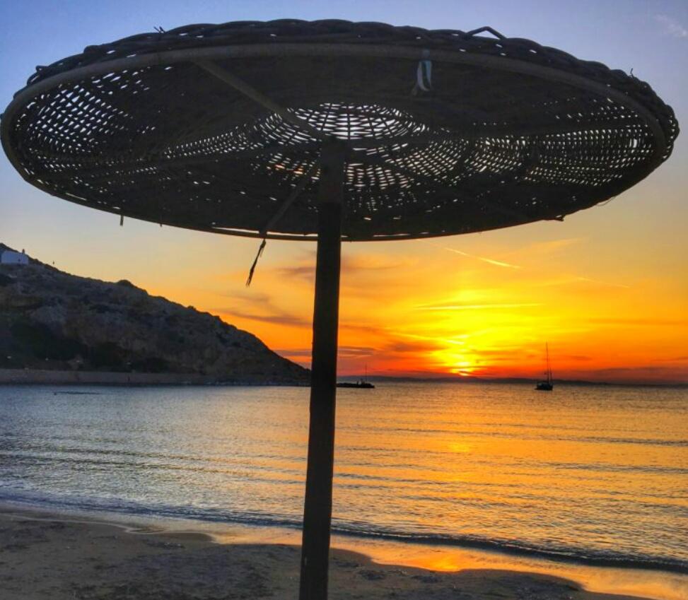 syros beautiful island in greece