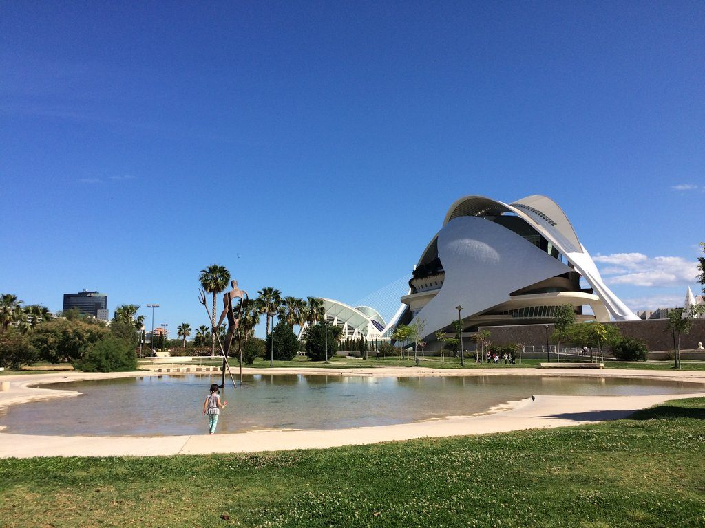 valencia is an underrated cities in Spain