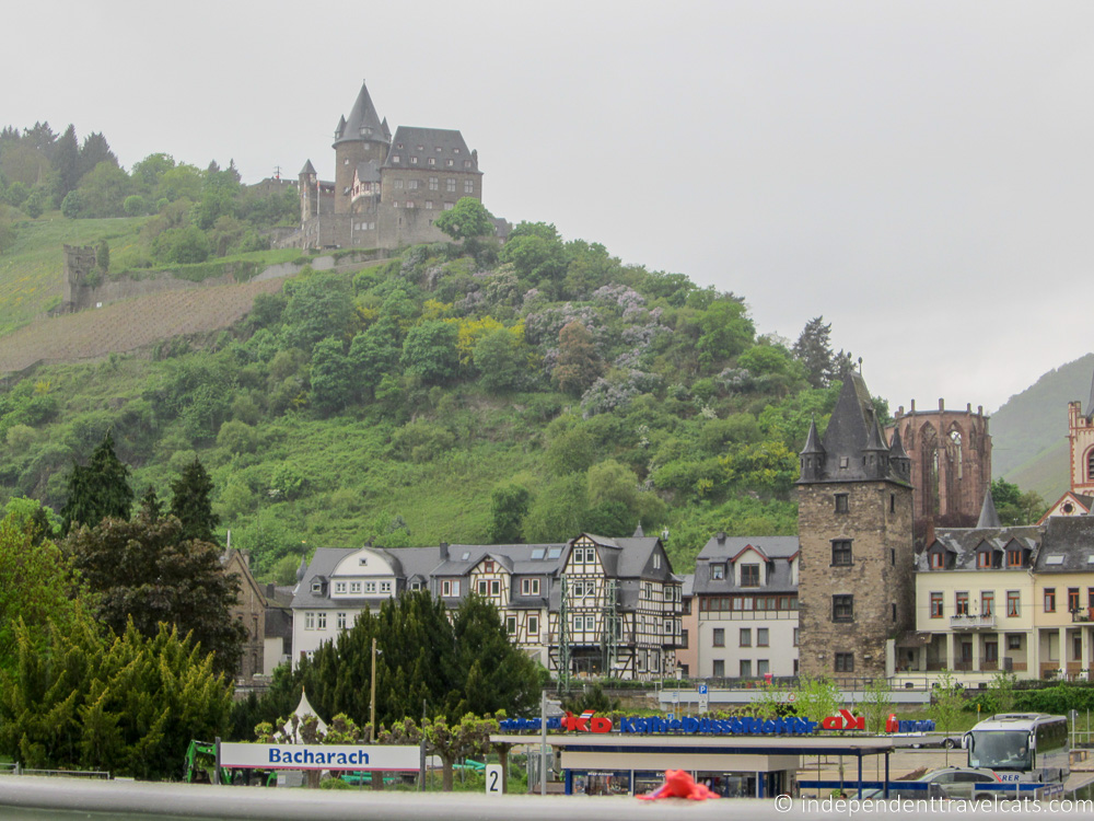 Bacharach is a place straight out of a fairytale