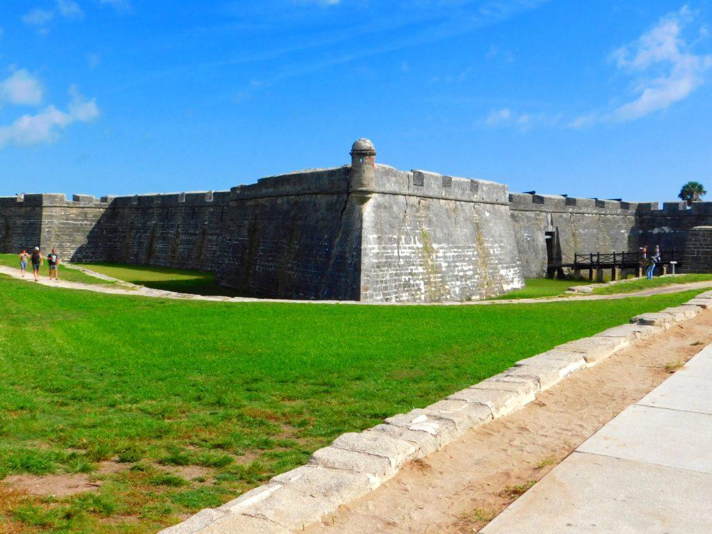 Castillo de San Marco best time to visit st augustine florida