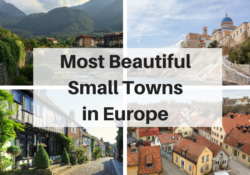 Most Beautiful Small Towns in Europe