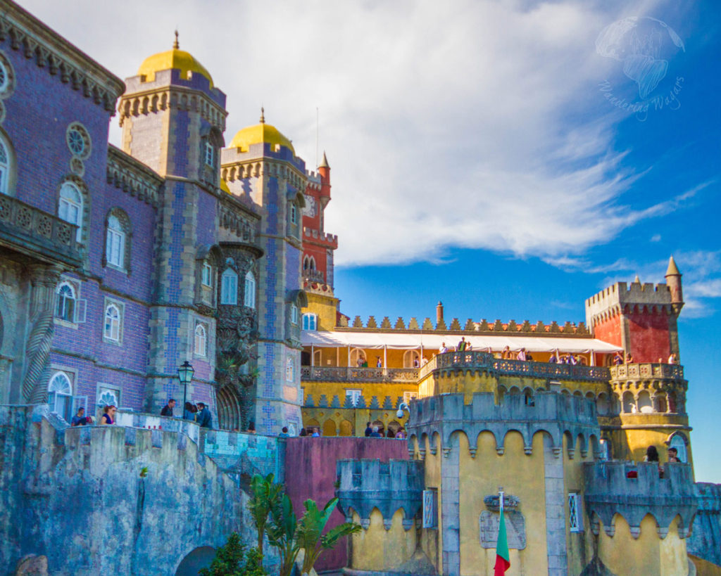 Sintra Fairytale town in Europe