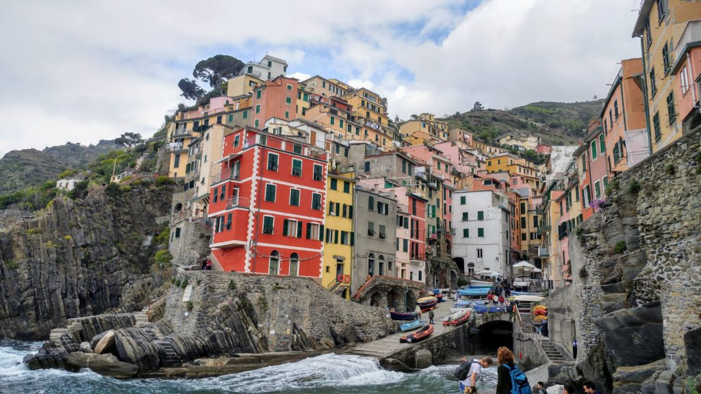 fairytale villages of Cinque Terre